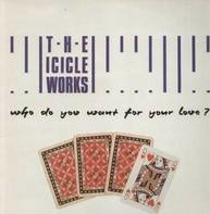 The Icicle Works - Who do you want for your love