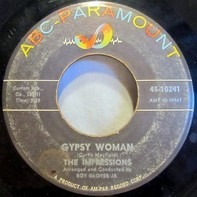 The Impressions - Gypsy Woman / As Long As You Love Me