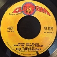 The Impressions - Inner City Blues (Makes Me Wanna Holler)