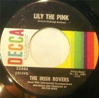 The Irish Rovers - Lily The Pink / Mrs. Crandall's Boarding House