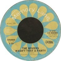 The Irish Rovers - Wasn't That a Party