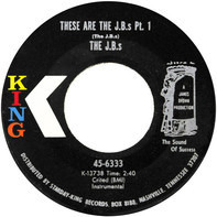 The J.B.'s - These Are The J.B.s