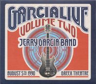 The Jerry Garcia Band - GarciaLive Volume Two (August 5th 1990 Greek Theatre)