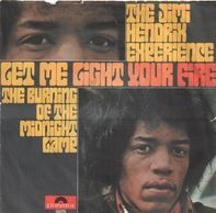 The Jimi Hendrix Experience - Let Me Light Your Fire