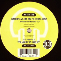 Jazzanova Vs. Har-You Percussion Group / Carl Craig Vs. Johnny Blas - New Latinaires #3