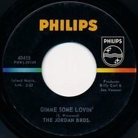 The Jordan Brothers - Gimme Some Lovin'