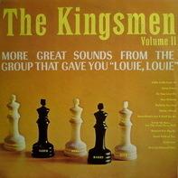 The Kingsmen - Volume 2