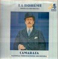 Tutti Camarata w/ The Kingsway Symphony Orchestra - La Bohème