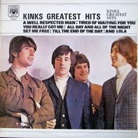 The Kinks - Greatest Hits
