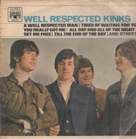 The Kinks - Well Respected Kinks