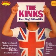 The Kinks - Their 20 Greatest Hits