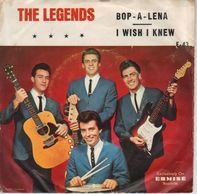 The Legends - Bop - A - Lena / I Wish I Knew