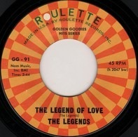The Legends / The Elegants - The Legend Of Love / Little Boy Blue