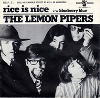 The Lemon Pipers - Rice Is Nice / Blueberry Blue