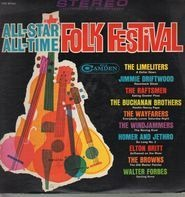 The Limeliters, Jimmie Driftwood,... - All-Star All-Time Folk Festival