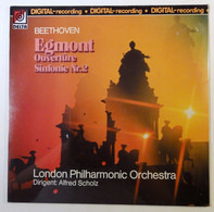 Beethoven - Egmont, Overtüre Sinfonie Nr. 2