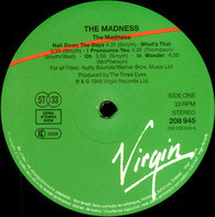 The Madness - The Madness