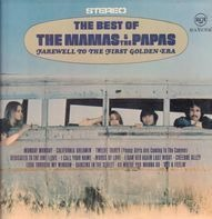 The Mamas & The Papas - The Best Of The Mamas & The Papas - Farewell To The First Golden Era