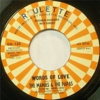 The Mamas & The Papas - Words Of Love / Dream A Little Dream Of Me