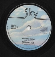 The Marmalade - Heaven's Above