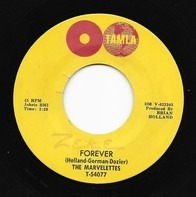 The Marvelettes - Forever / Locking Up My Heart