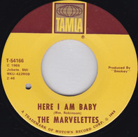 The Marvelettes - Here I Am Baby / Keep Off, No Trespassing