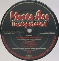 The Pharcyde/Masta Ace Incorporated - Summa' Madness '93 Remixes