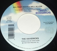 The Mavericks - All That Heaven Will Allow