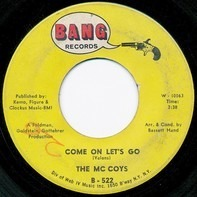 The McCoys - Come On Let's Go