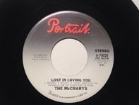 The McCrarys - Lost In Loving You / Your Smiling Face