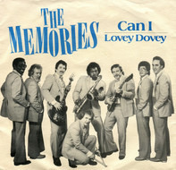 The Memories - Can I / Lovey Dovey