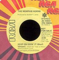 The Memphis Horns - Keep On Doin' It