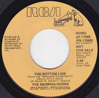 The Memphis Horns - The Bottom Line