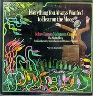 The Mighty Moog - Everything You Always Wanted To Hear On The Moog (But Were Afraid To Ask For)