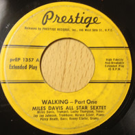 The Miles Davis Sextet - Walking