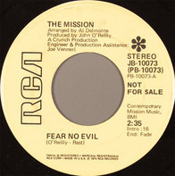 The Mission - Fear No Evil