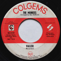 The Monkees - Valleri / Tapioca Tundra