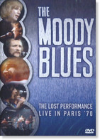 The Moody Blues - The Lost Performance [Live In Paris '70]