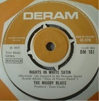The Moody Blues - Nights In White Satin/Cities