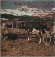 The Mormon Tabernacle Choir / Eugene Ormandy / a.o. - World's Beloved Folk Songs - American & British