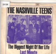 The Nashville Teens - The Biggest Night Of Her Life / Last Minute