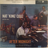 The Nat King Cole Trio - After Midnight, Part 2
