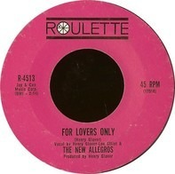 The New Allegros - For Lovers Only