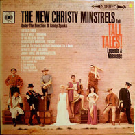 The New Christy Minstrels - The New Christy Minstrels Tell Tall Tales! Legends And Nonsense