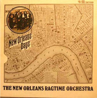 The New Orleans Ragtime Orchestra - New Orleans Days
