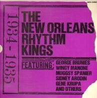 The New Orleans Rhythm Kings - The New Orleans Rhythm Kings 1934-1935