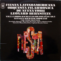 The New York Philharmonic Orchestra , Leonard Bernstein - Fiesta Latinoamericana