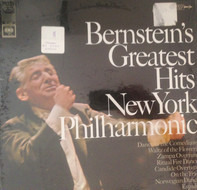 The New York Philharmonic Orchestra - Bernstein's Greatest Hits