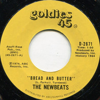 The Newbeats - Bread And Butter / Sherry Babe