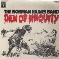 The Norman Haines Band - Den Of Iniquity